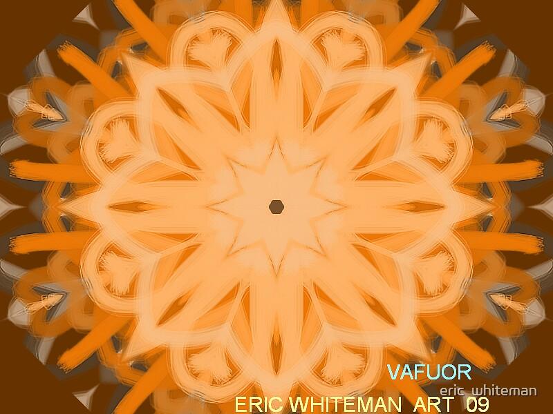 ( VAFUOR )  ERIC WHITEMAN ART   by eric  whiteman