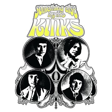 Something Else by the Kinks by whermansehr