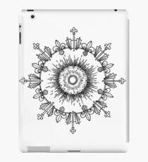 Circular Pattern iPad Case/Skin