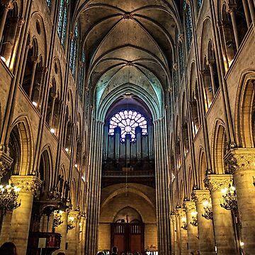Cathédrale Notre-Dame de Paris by Photograph2u