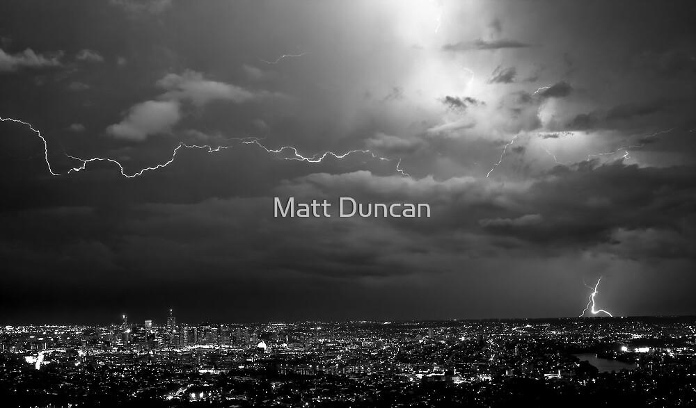 City Lights by Matt Duncan
