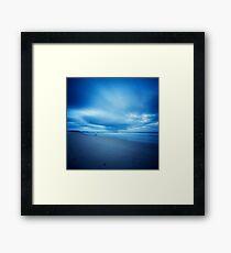 Fraser's Reef Framed Print