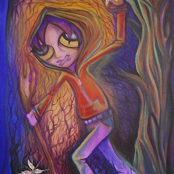 """""""The Hermit"""" by PunkyPlastik"""