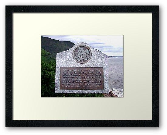 Memoriam by George Cousins