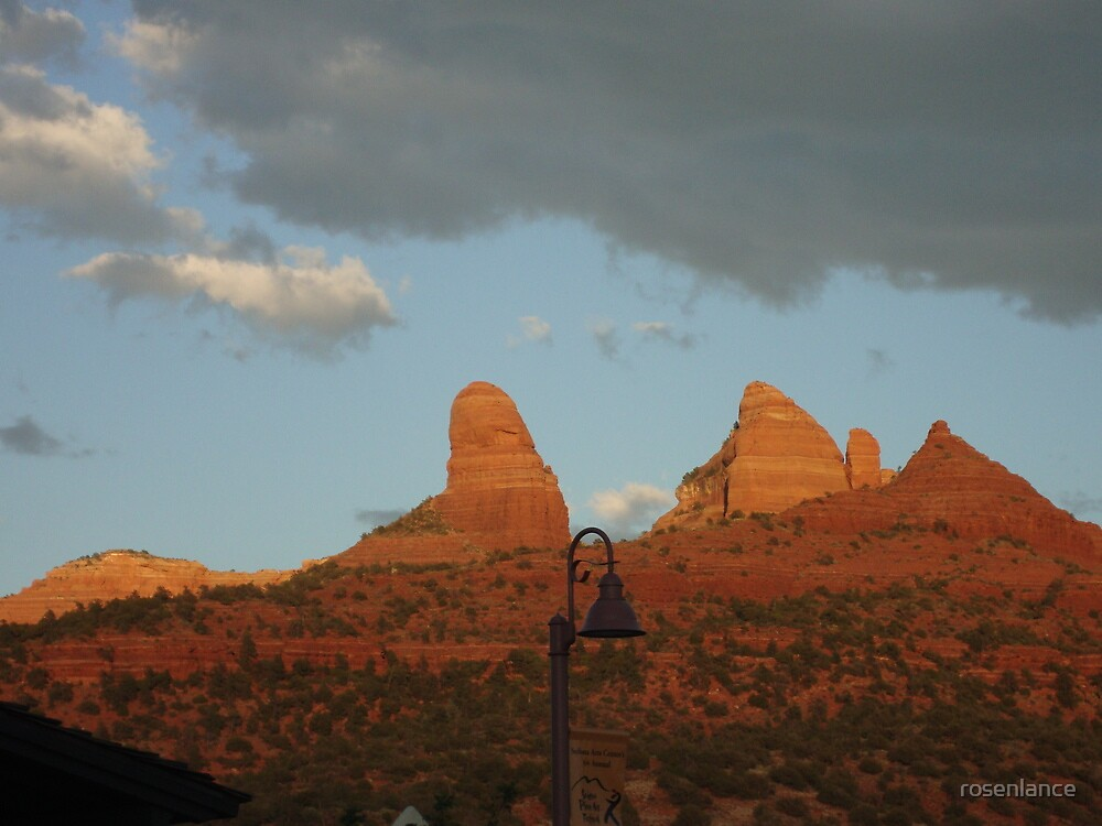 Sedona Beauty by rosenlance