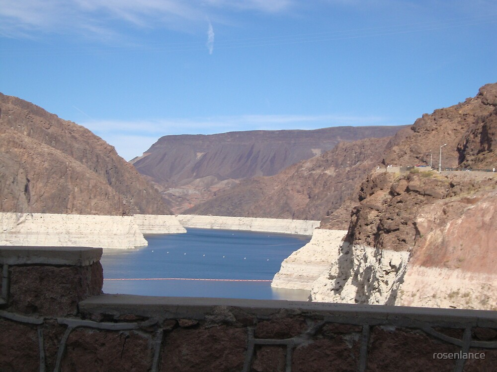 Hoover Dam by rosenlance