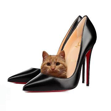 Puss 'n' Stiletto by GolemAura