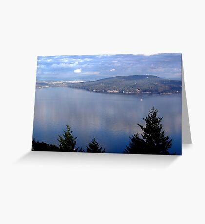 Saanich Peninsula Greeting Card