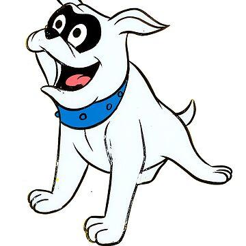 Robber's Dog by BorleyB