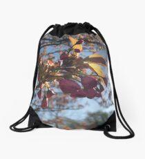 Macro Drawstring Bag
