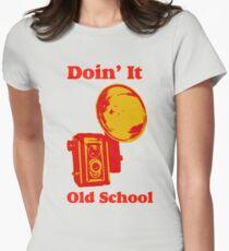 Doin It Old School  T-Shirt