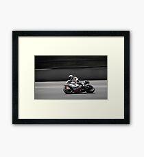MotoGP Framed Print