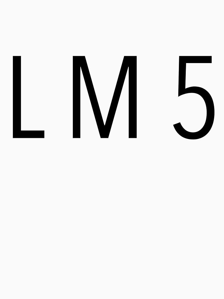 L M 5 by OdetteS
