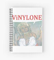 Vinylone color Aria Big Spiral Notebook