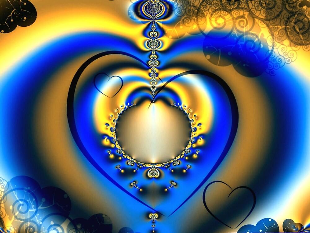 Aura of Love by Brian Exton