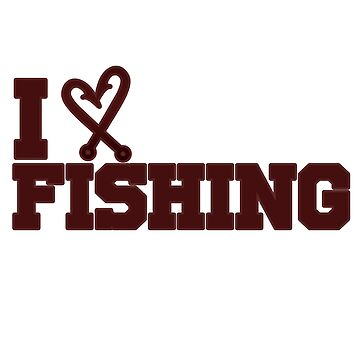 Fish - I Love Fishing by design2try