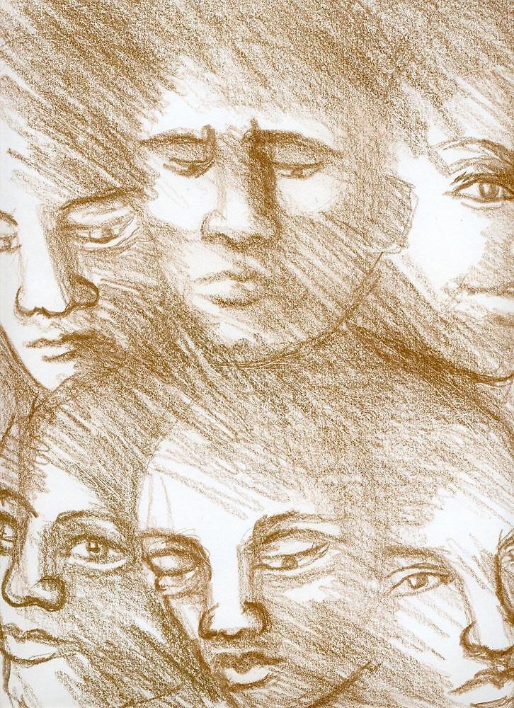 Face it by Roza Ganser