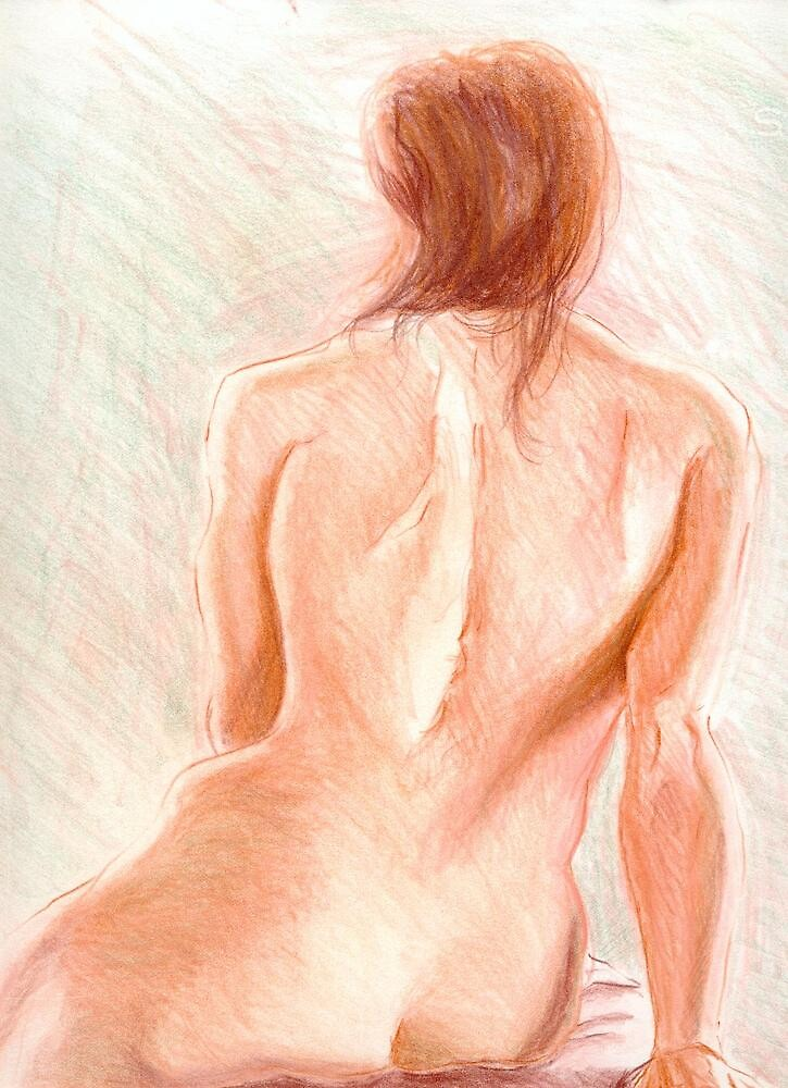 Backward by Roza Ganser