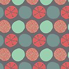 Day 7 of 365 Days of Design - Colorway #2 by Davida Fernandez