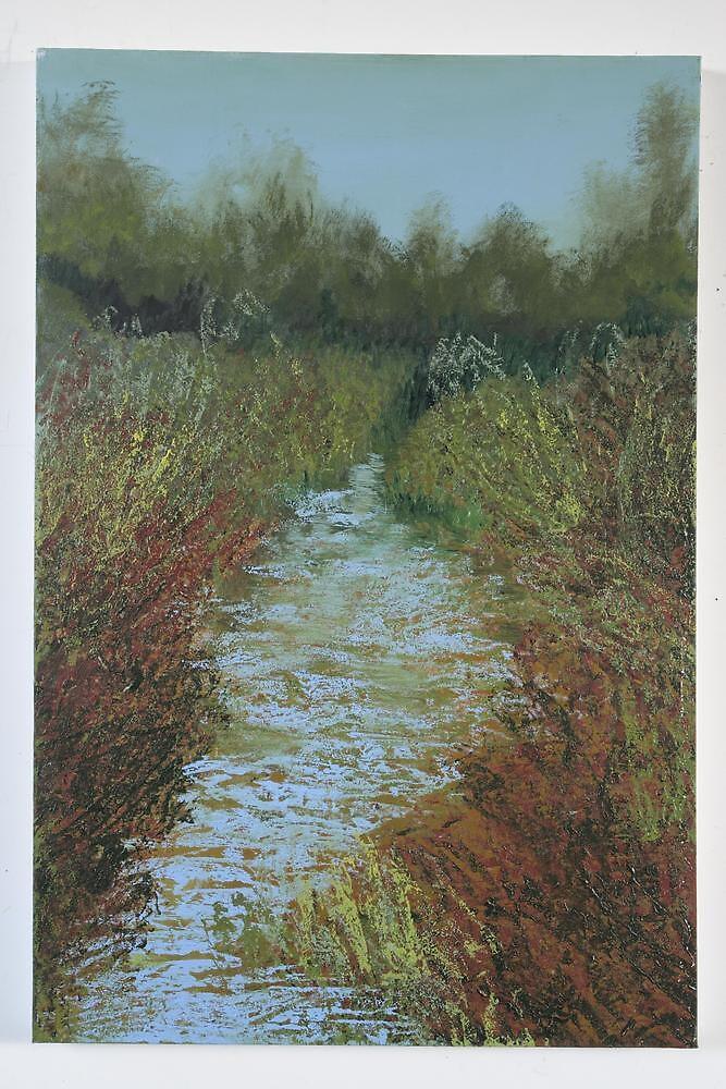 Creek by Roza Ganser