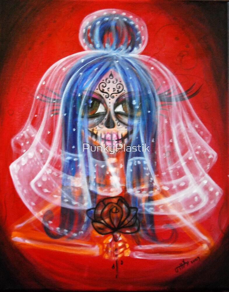 """The Bride"" by PunkyPlastik"