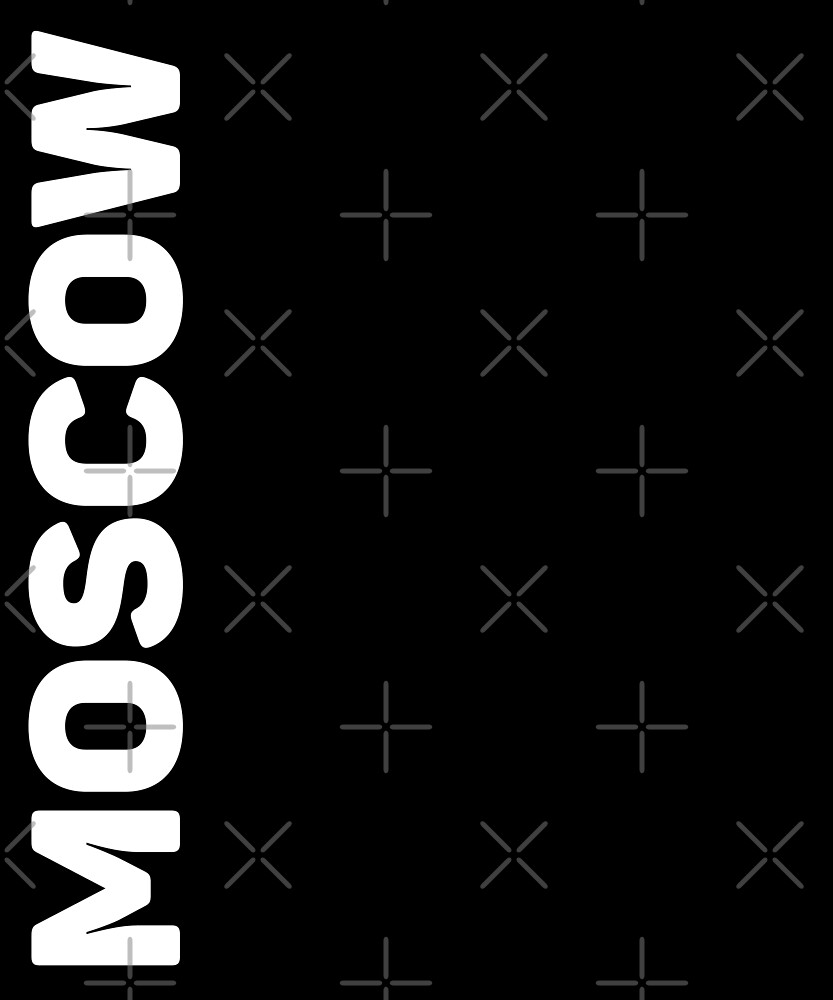 Moscow T-Shirt by designkitsch