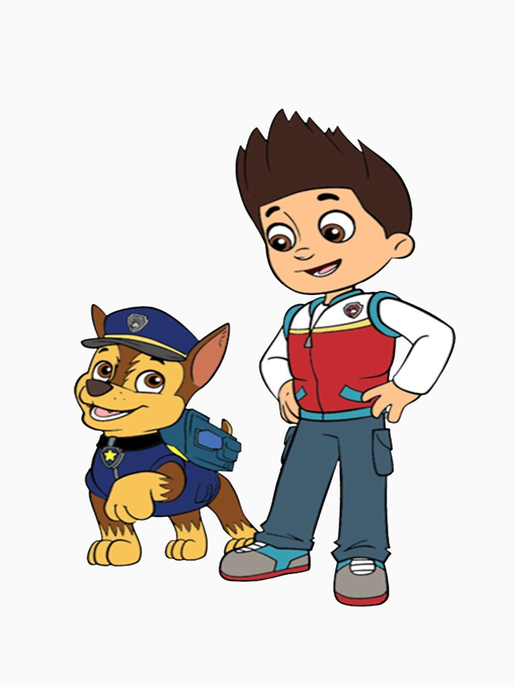 PAW PATROL T Shirt by Caitlin123123