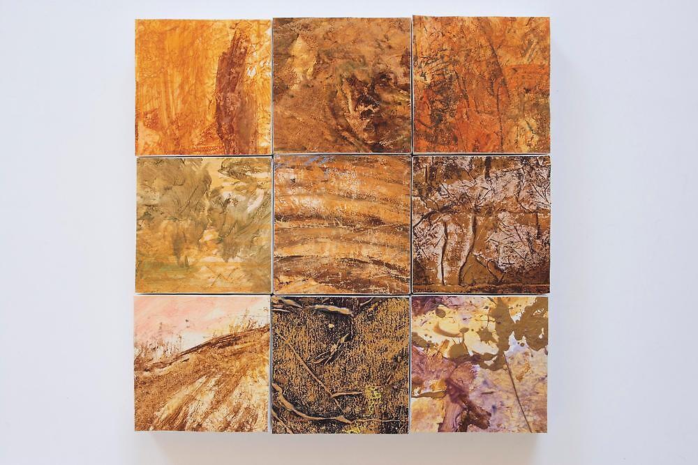 Fossils by Roza Ganser