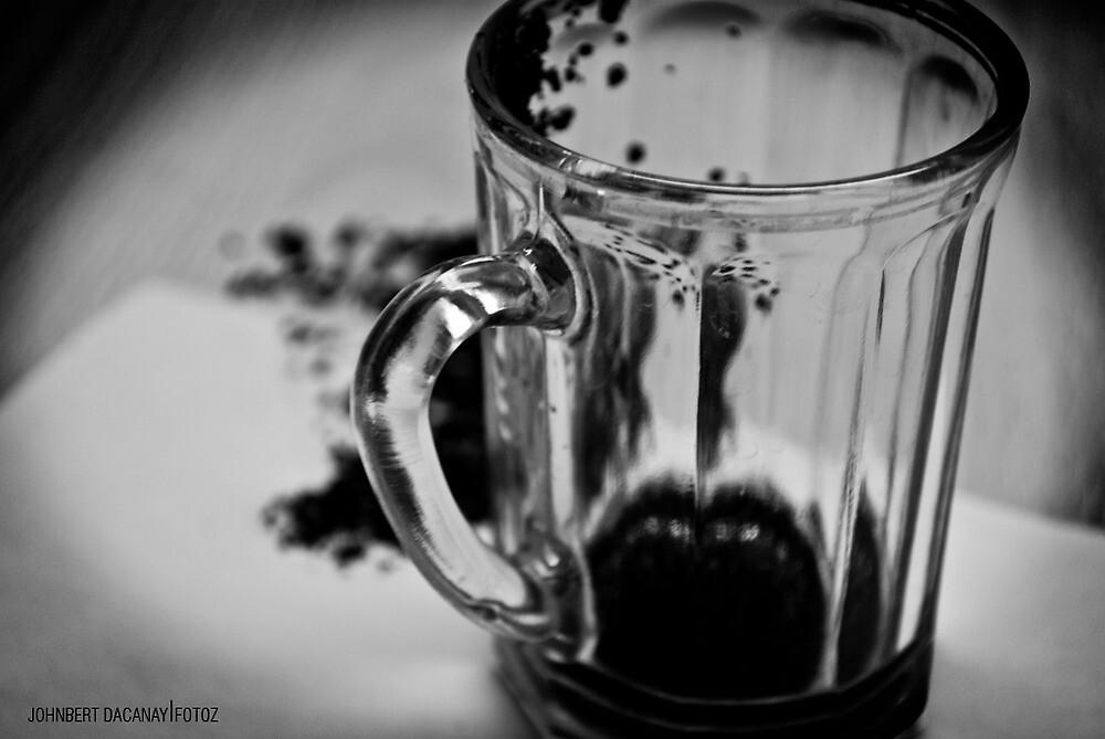 The tea glass by jdash