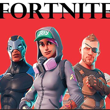 Fortnite Shirt - Sticker - Mug - Game - Tshirt - Shirt - Fornite Fan - Fornite Crew by happygiftideas