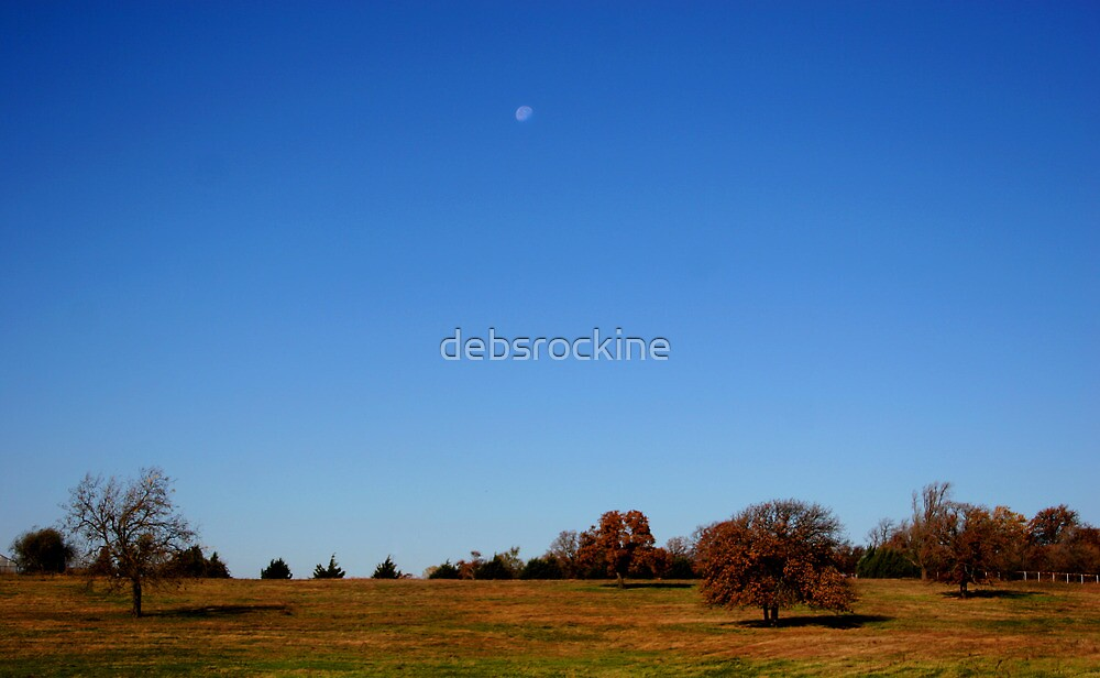 Moon Scape by debsrockine