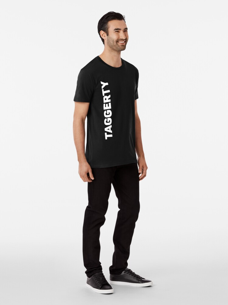 Alternate view of Taggerty Premium T-Shirt