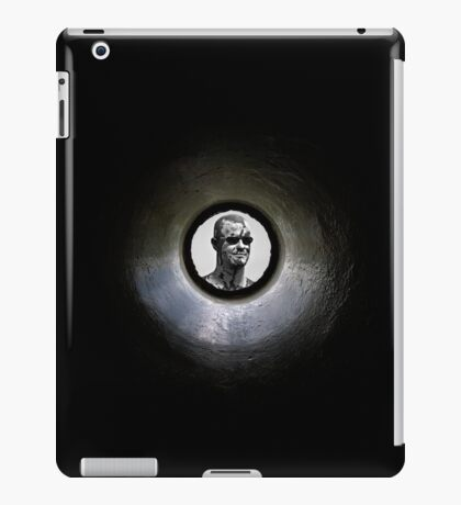 Weird Guy In The Well iPad Case/Skin