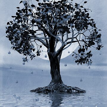 The Tree that Wept a Lake of Tears by JohnE