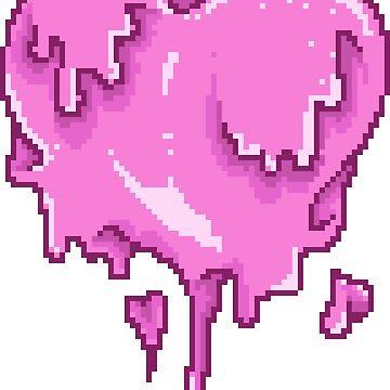 Melting Heart by flipper42