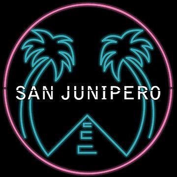 san junipero by anjidrev