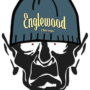 Englewood Chicago Hometown Thug Gangster by lemmy666
