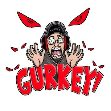 gurkey funny tshirt gift-Cool eyes gurkey tee shirts by mirabhd