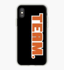 Not A Team Player iPhone Case