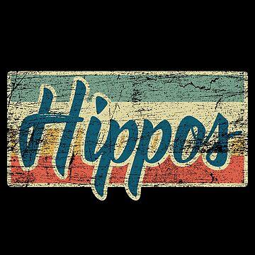 Hippo by GeschenkIdee