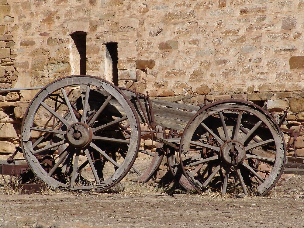Wagon Wheels  by Baron