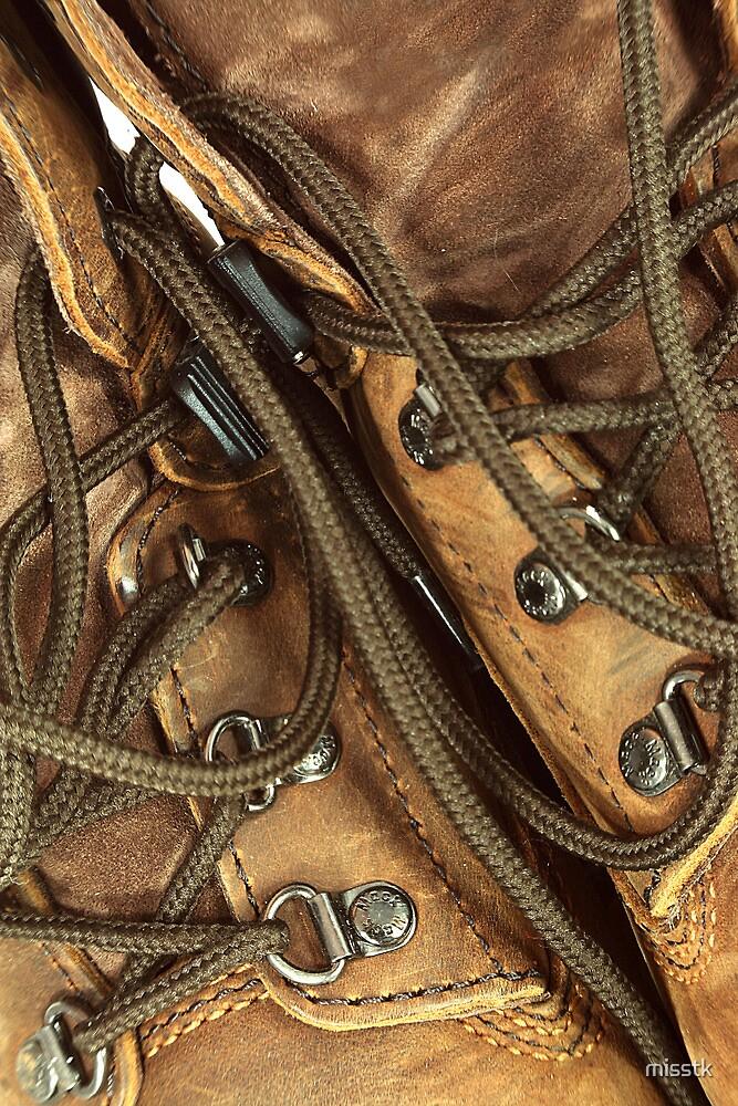 Shoe laces by misstk