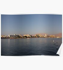 Eilat hotels  Poster
