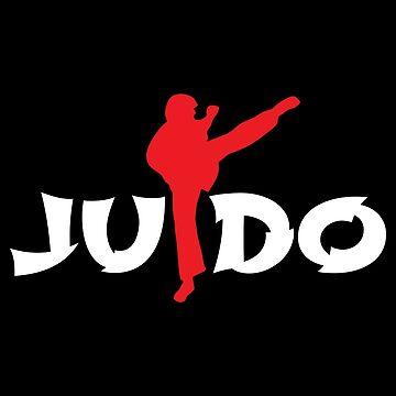 Judo Kicks Martial Arts Kung Fu Japan - Gift Idea by vicoli-shirts