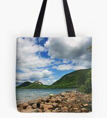 Jordan Pond Tote Bag
