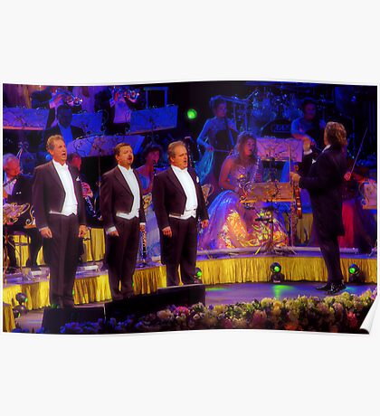 """""""The Platin - Tenors"""" Poster"""