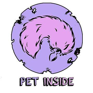 Pet inside by eliblackleopard