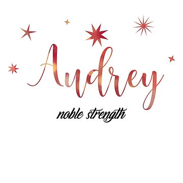 Audrey by Moonshine-creek