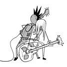 « Duo Rock » par nakiewicz