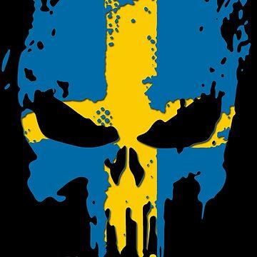 Sweden flag by lemmy666
